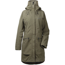 Didriksons 1913 Ilma Parka Women, crocodile green